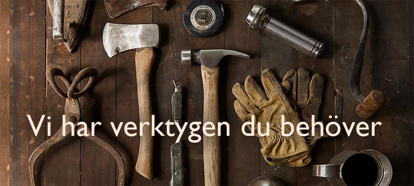 verktygen