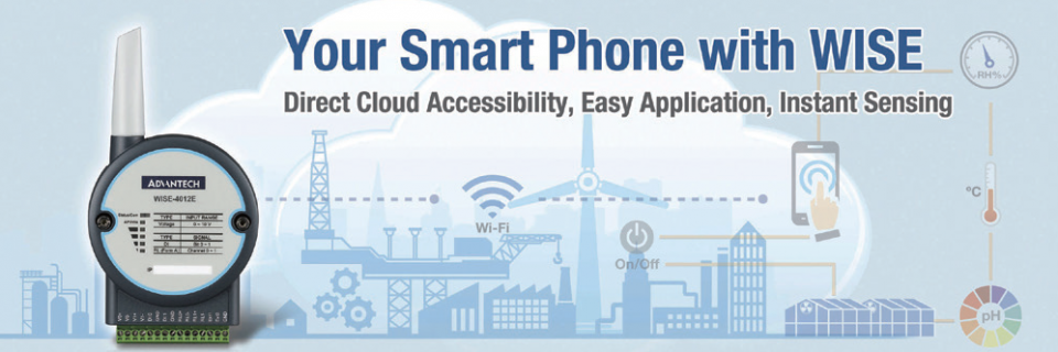 Styr analoga och digitala signaler över Wi-Fi eller från din telefon