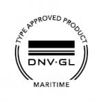 Logotyp DNV -GL godkännande