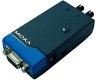 Bild på lilla blå serie till fiber konverteraren TCF-90 från Moxa