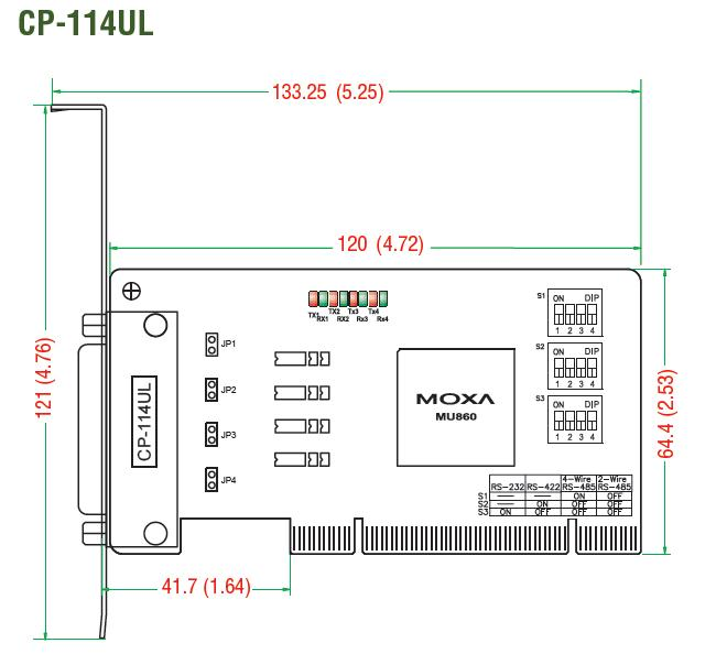 CP-114UL