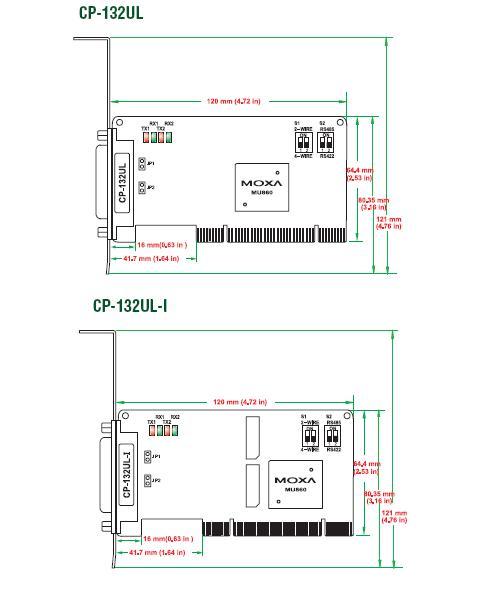 CP-132UL_UL-I_Dimensions