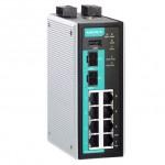 Secure Router EDS-810 med 2 stycken Fiberportar med 1000 fx