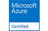 Logo Microsoft Azur certifiering