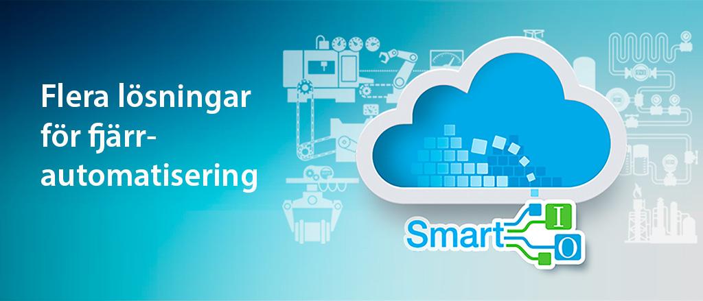 Moxa har flera lösningar för remote automation och smart IO