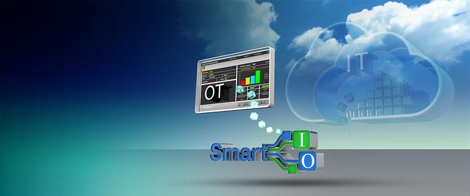 Mätdata konverteras och sänds till det privata nätet (OT)