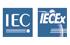 Logotyoe IEC Ex certiferade