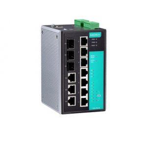 Bild på Gigabit PoE Ethernet switch