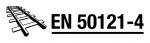 Bild certifierad produkt EN 50121-4