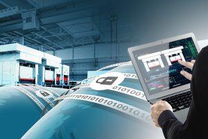 Säkrare kommunikation med CNC maskiner med hjälp av certifierad utrustning från Moxa