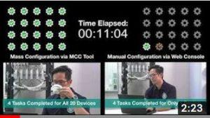 Det går snabbt med Moxas nya CLI, klicka här för att se en videosnutt