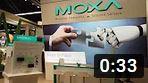 Moxa at SPS 2019, klicka i bilden och se ett klipp