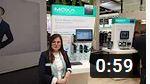 Ivana berättar om Moxas säkra nätverkslösningar