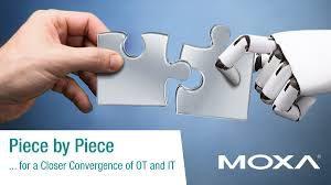 Moxa hjälper till att konvergera IT och OT, en del i taget