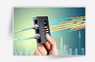 Pyttelilla och kompakta Industriswitchen för effektiv Ethernetuppkoppling från Moxa, EDS-2005-EL