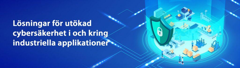 Moxas lösningar för utökad cybersäkerhet i era industriella nätverk